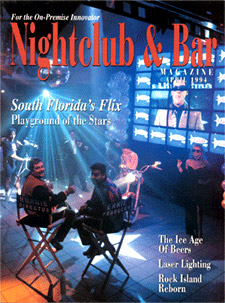 Cover of Nightclub & Bar Magazine